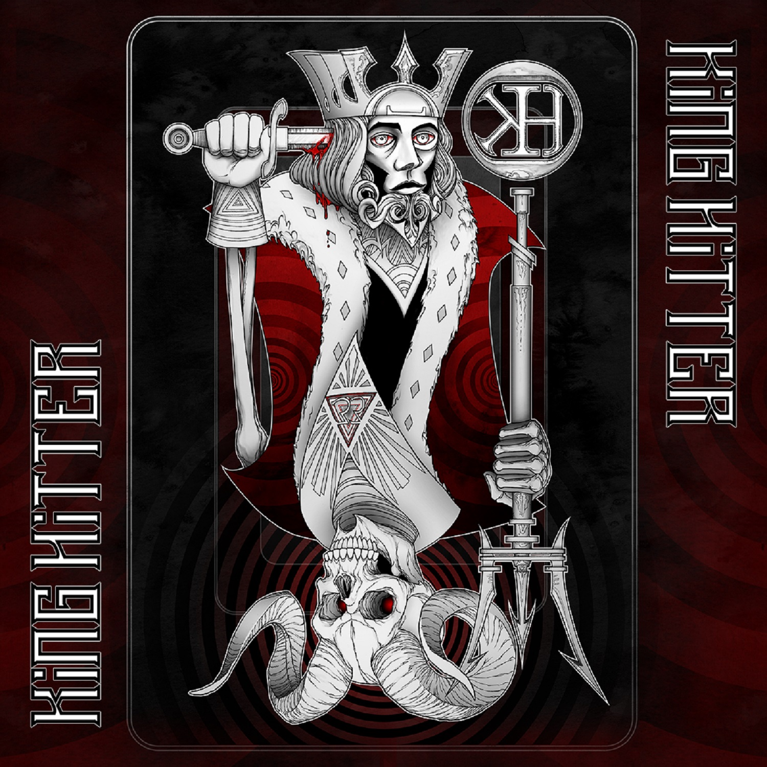 King Hitter – King Hitter EP Review