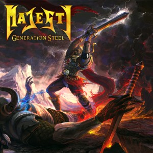 Majesty - Generation Steel 01