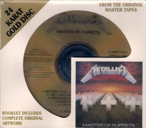 Master of the Puppets - Metal Fi