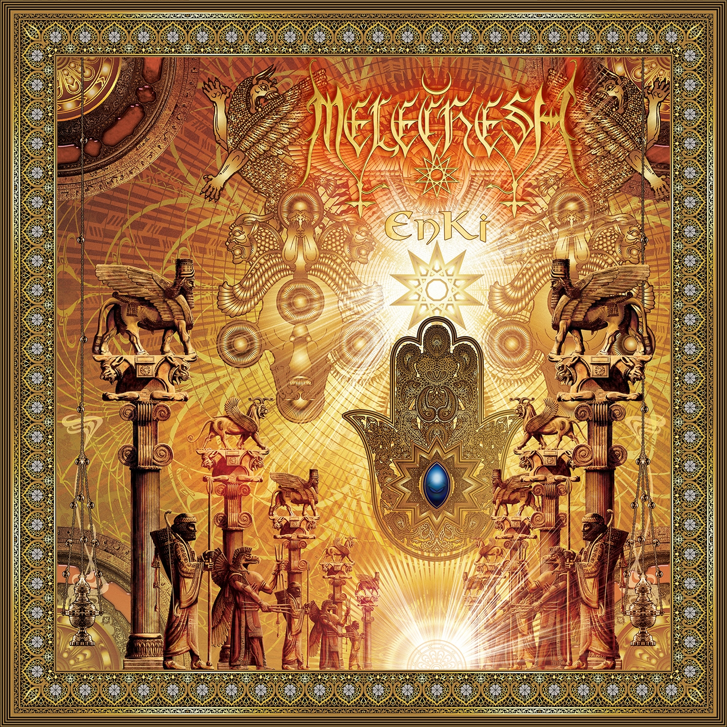 Melechesh – Enki Review