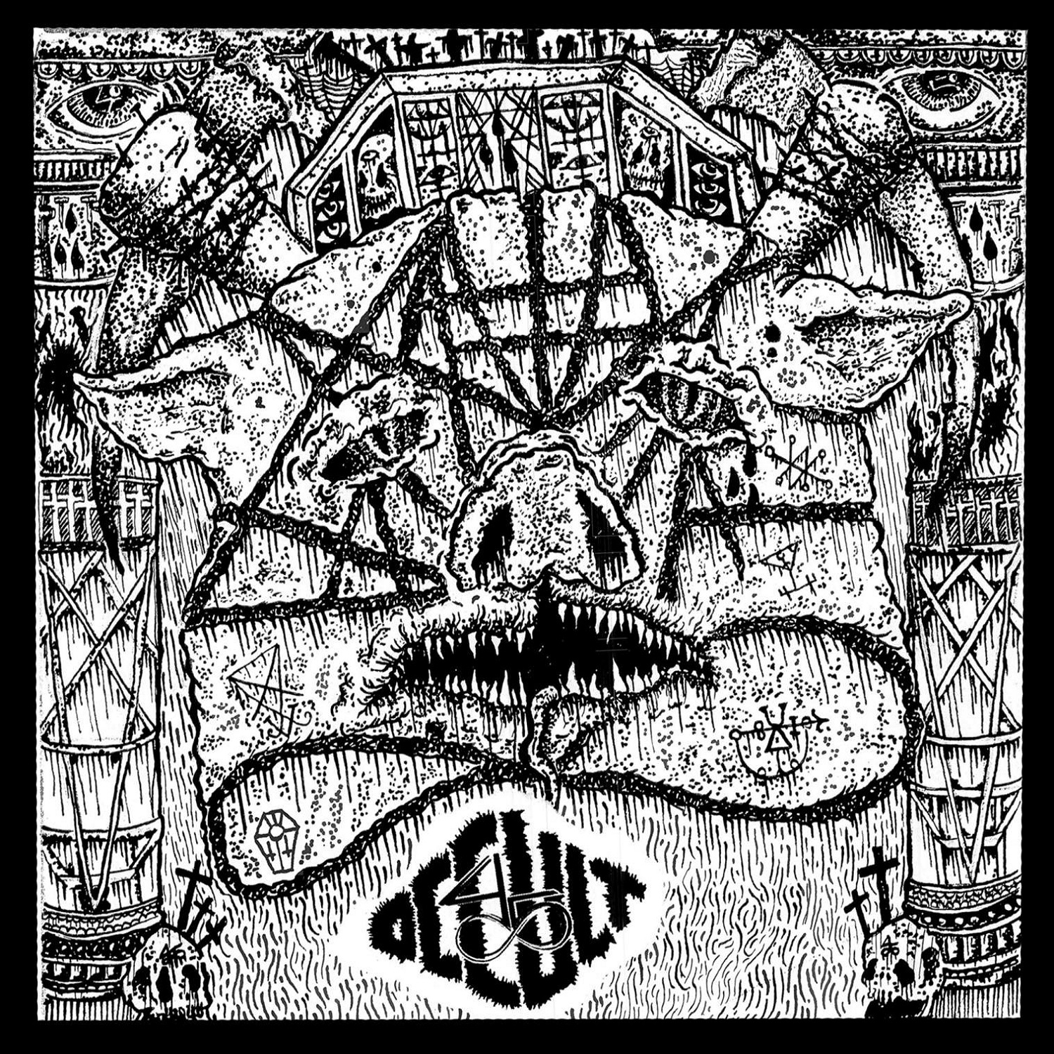Occult 45 – Human Abhorrence Review
