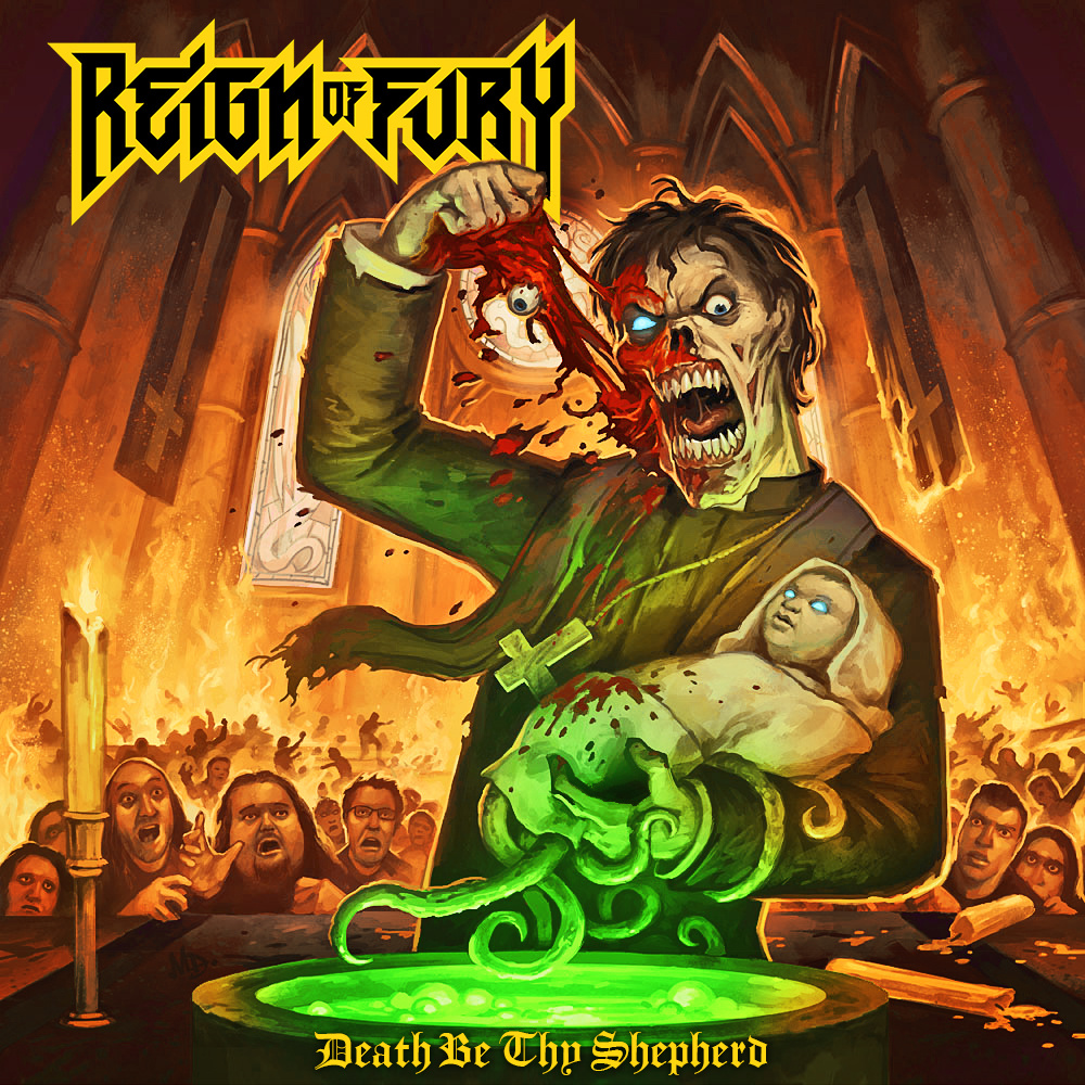 Reign of Fury – Death Be Thy Shepherd Review