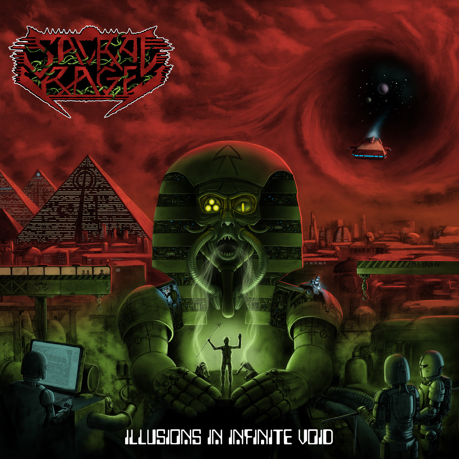 Sacral Rage – Illusions in Infinite Void Review