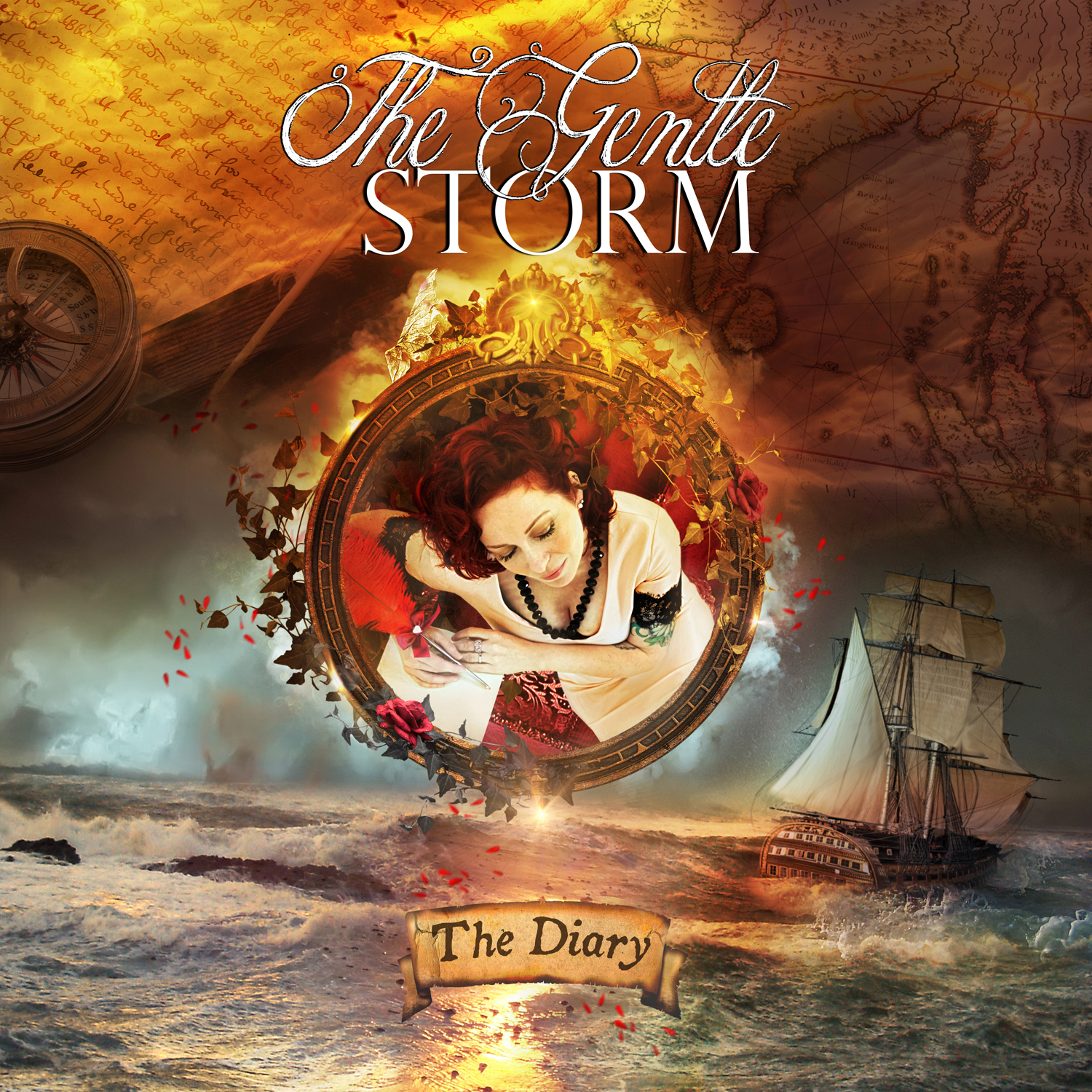 The Gentle Storm – The Diary [Vinyl Review]