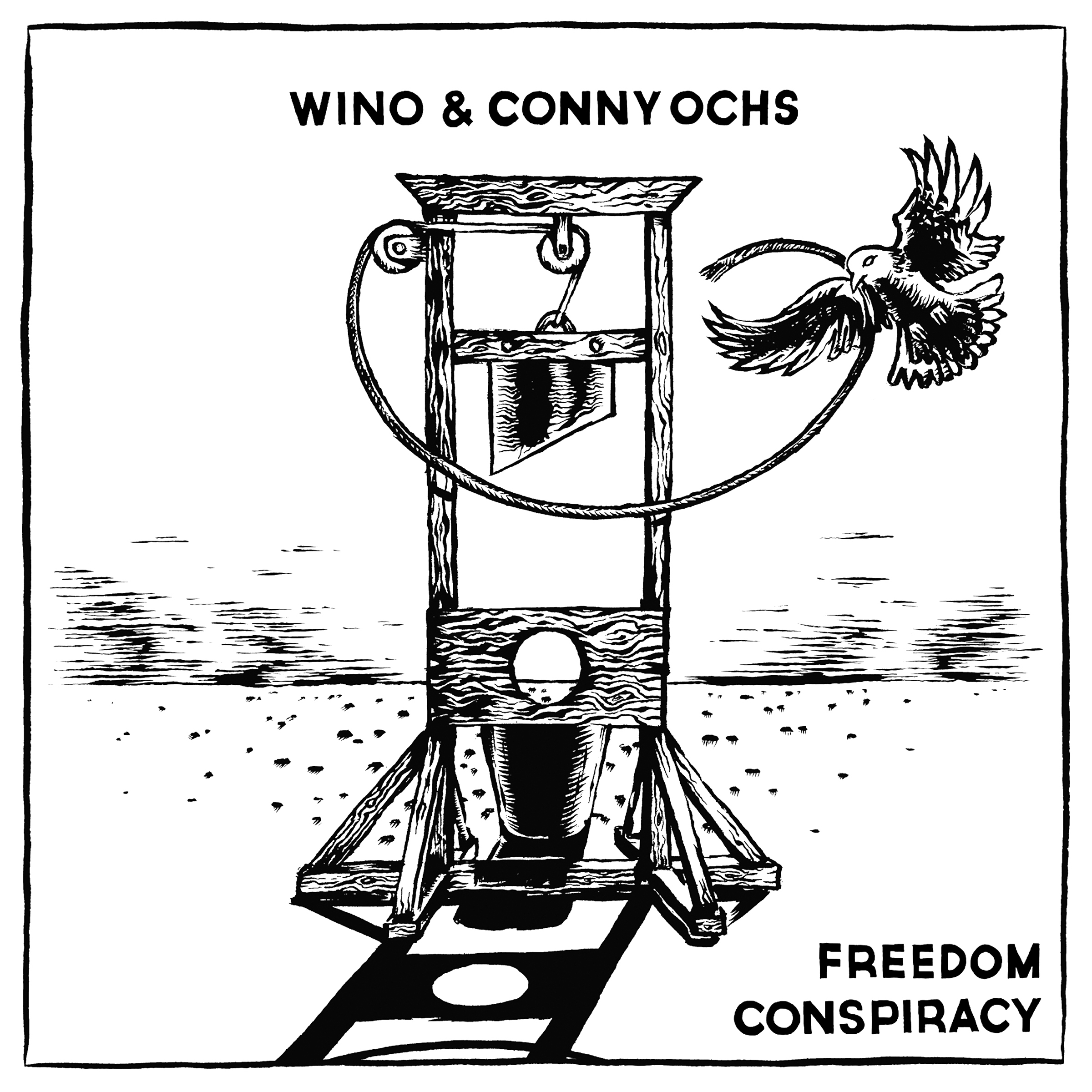 Wino and Conny Ochs – Freedom Conspiracy Review