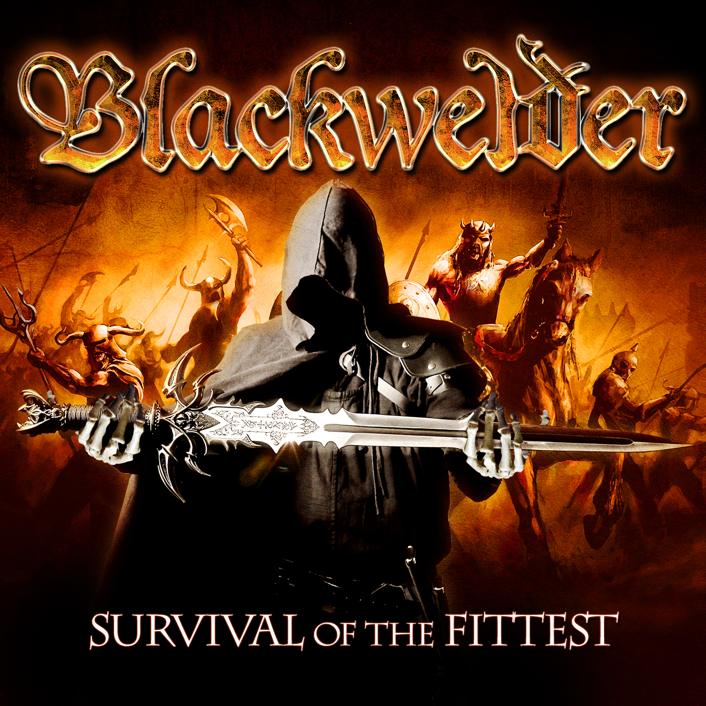 Blackwelder – Survival of the Fittest Review