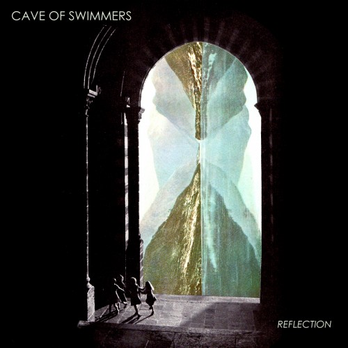 Cave of Swimmers Reflection 01