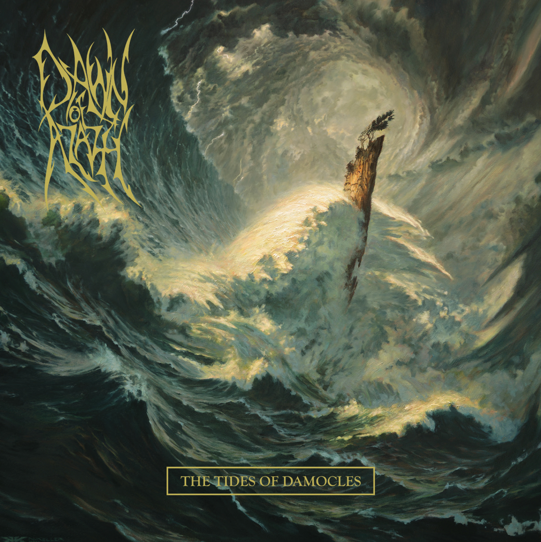 Dawn of Azazel – The Tides of Damocles Review