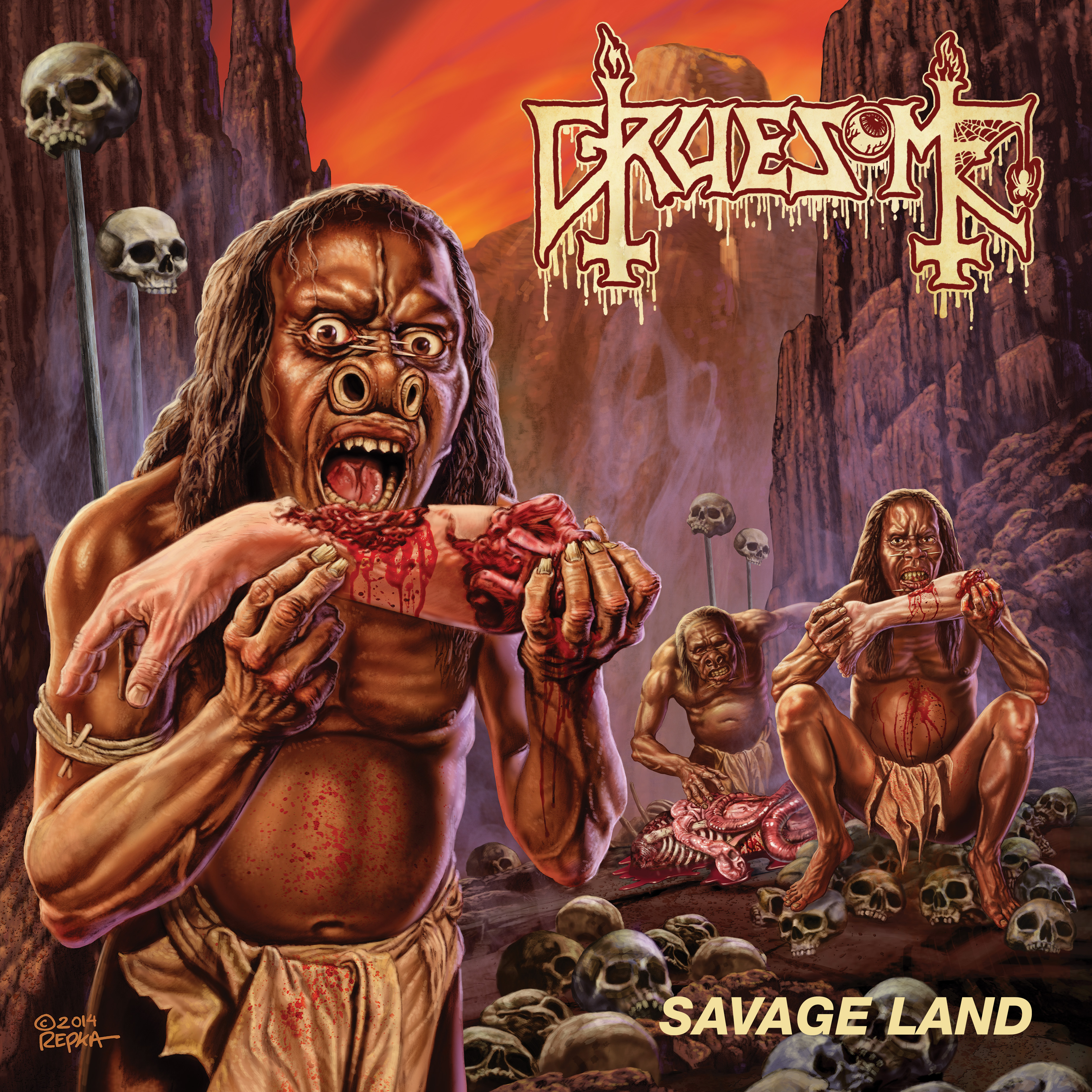 Gruesome – Savage Land Review