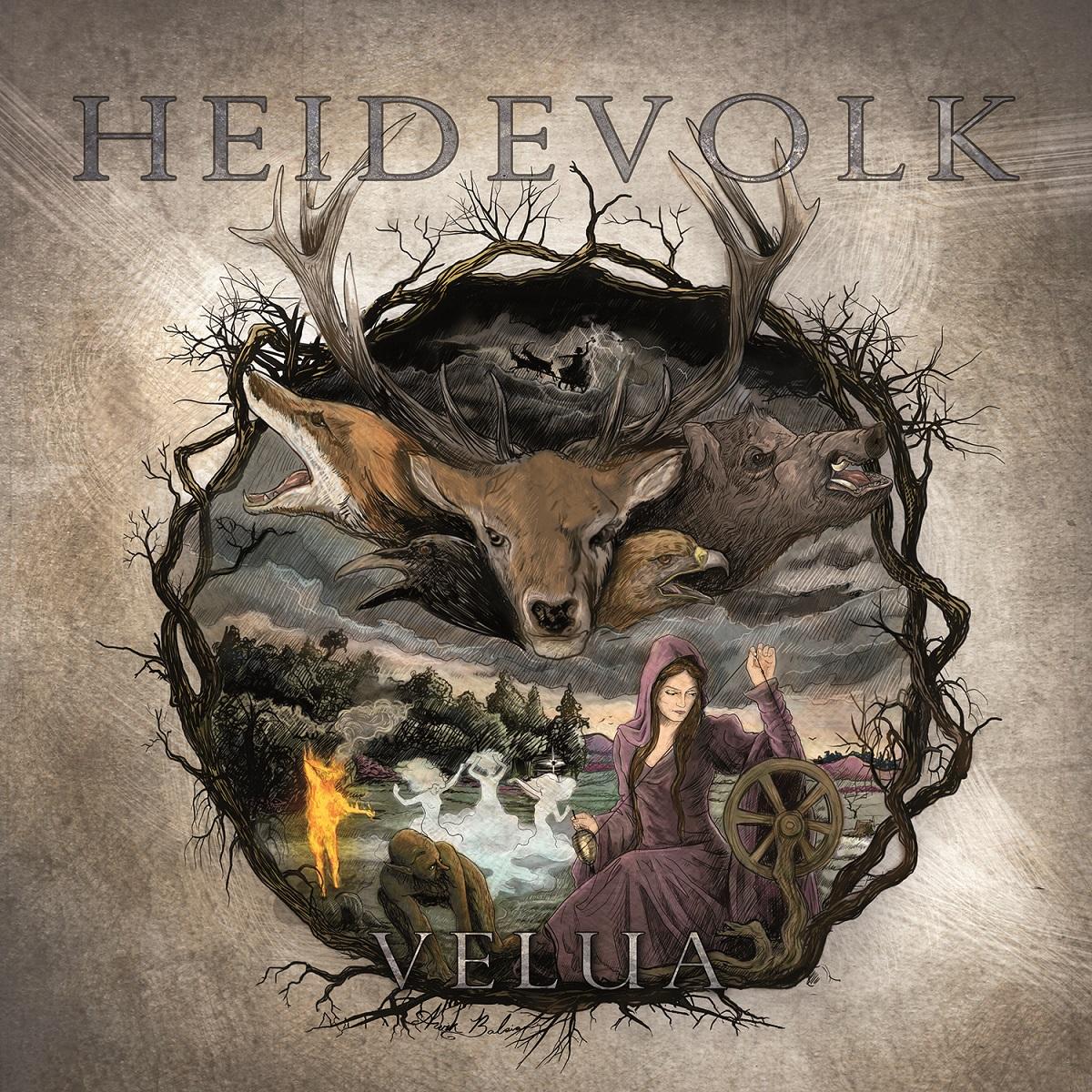 Heidevolk – Velua Review
