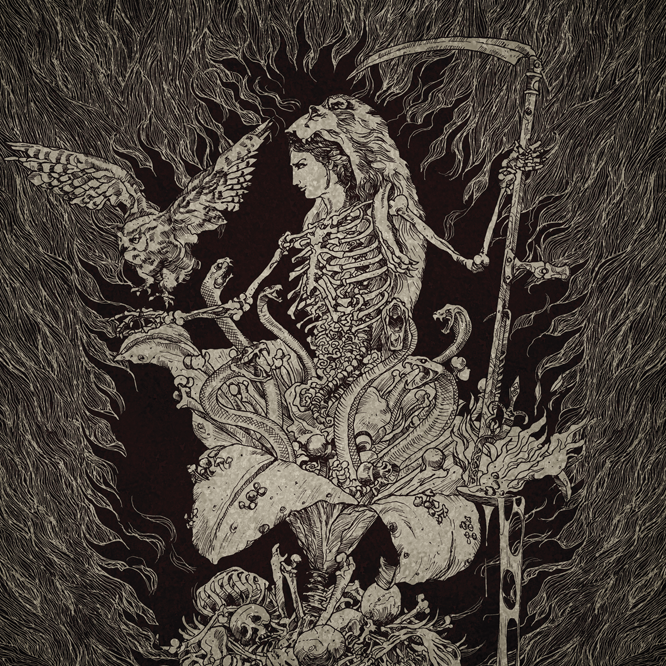 Outre – Ghost Chants Review