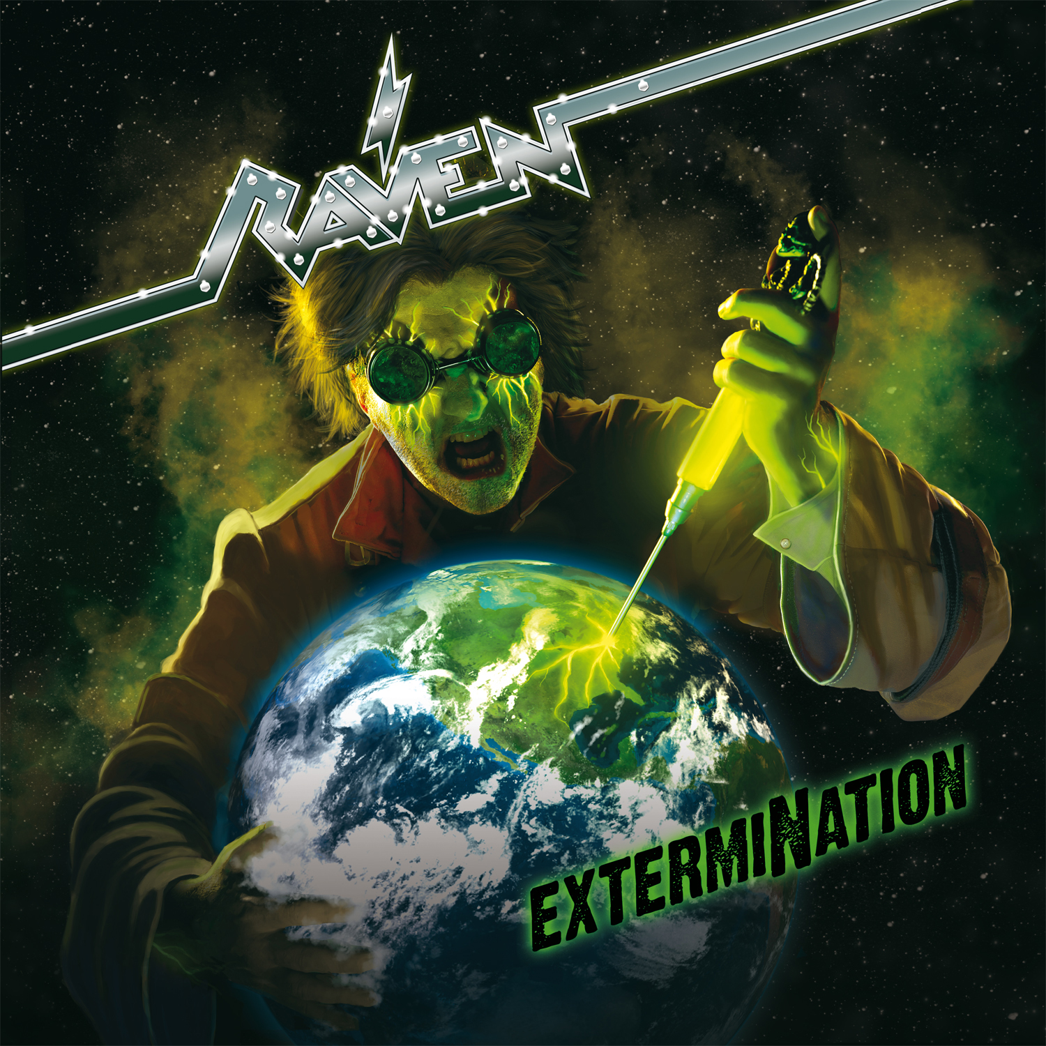 Raven – ExtermiNation Review