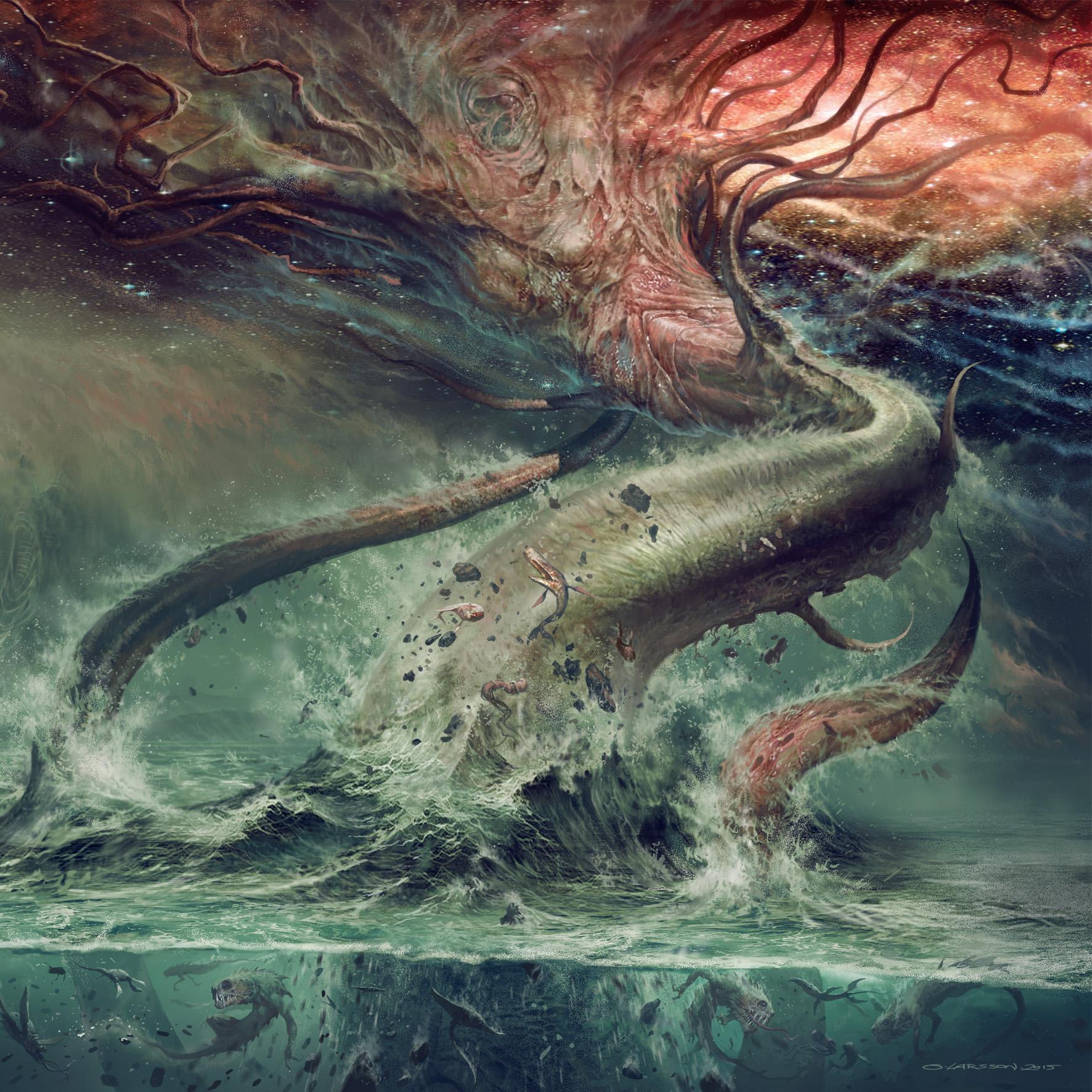 Sulphur Aeon – Gateway to the Antisphere Review