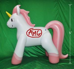 AMG shame unicorn