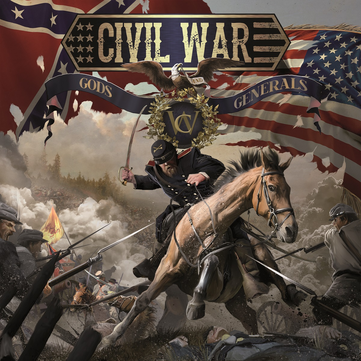 Civil War – Gods and General Review