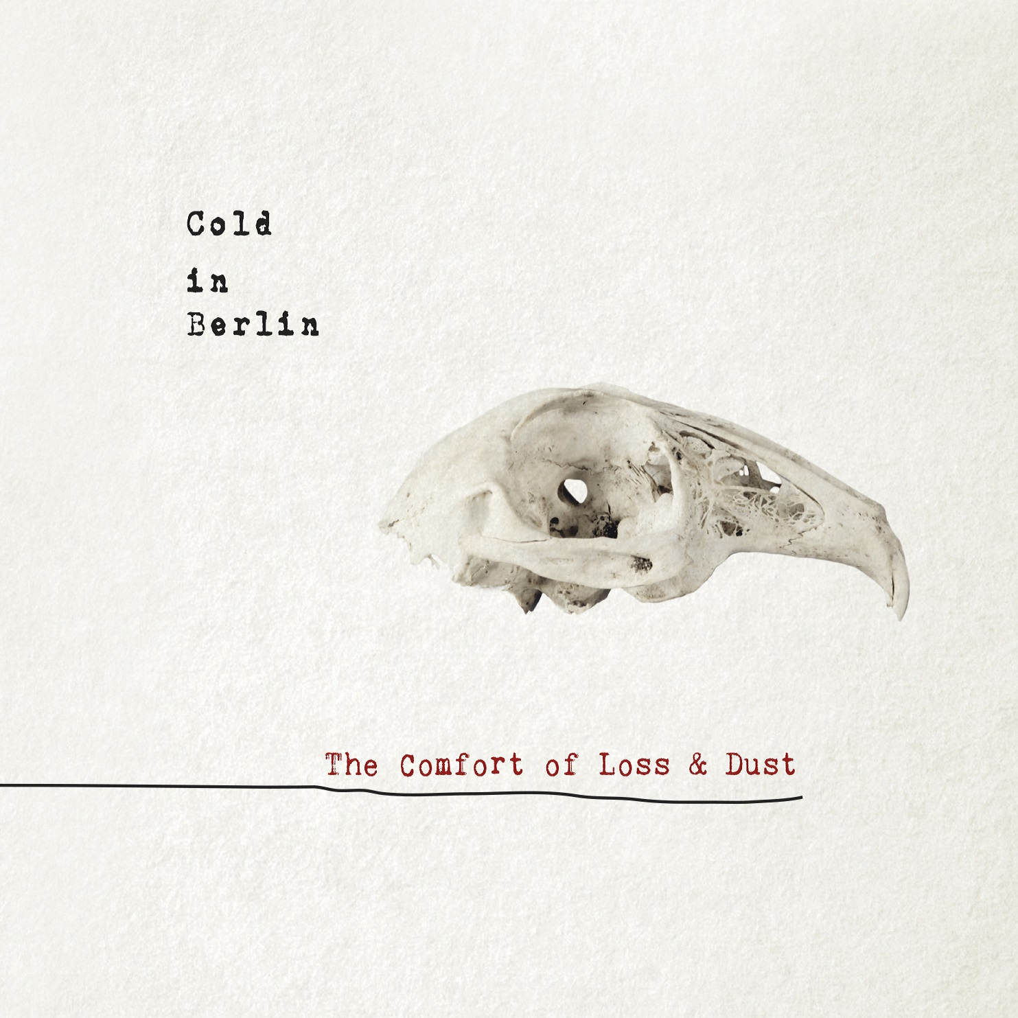 Cold in Berlin – The Comfort of Loss & Dust Review