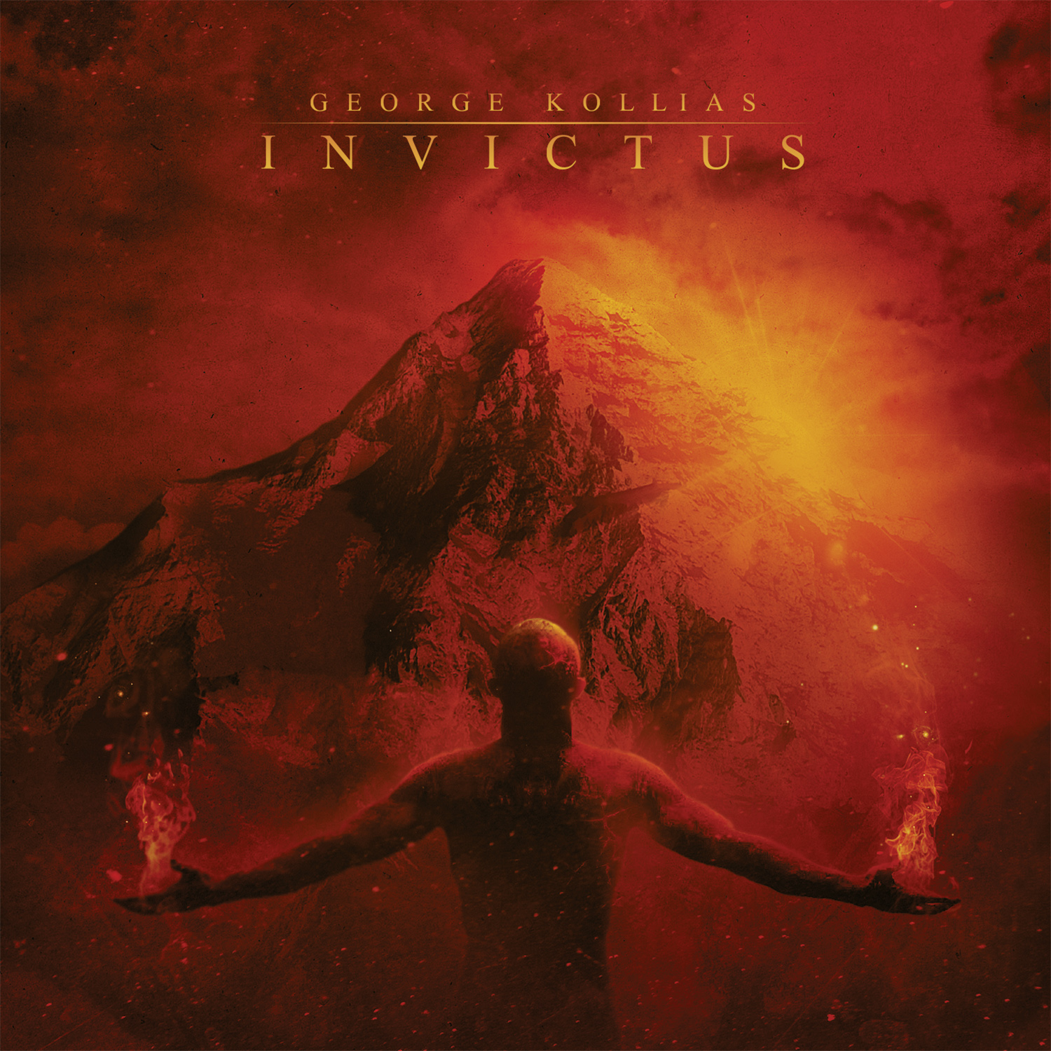 George Kollias – Invictus Review