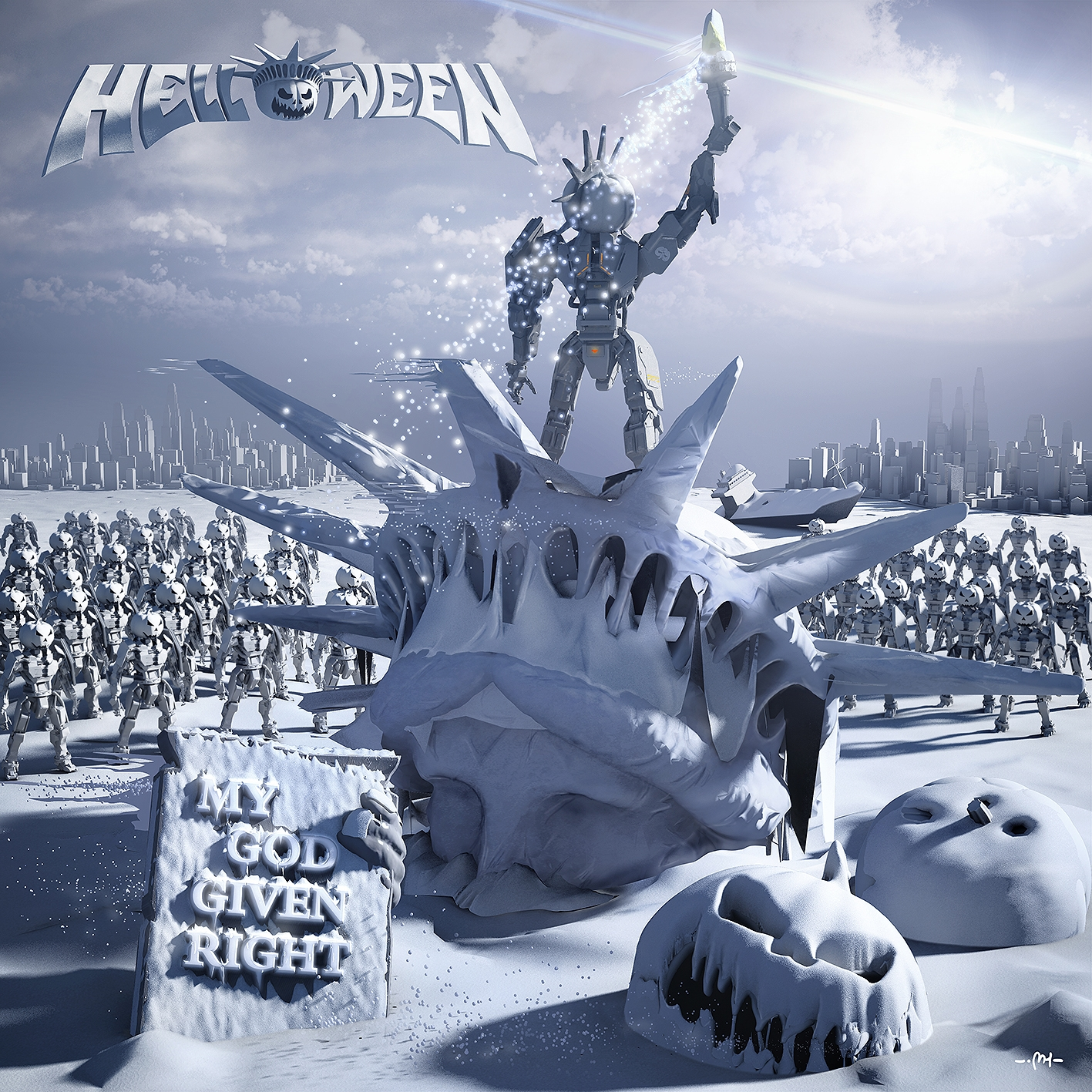 Helloween – My God-Given Right Review