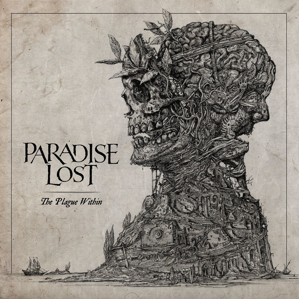 Paradise Lost The Plague Within Review Angry Metal Guy
