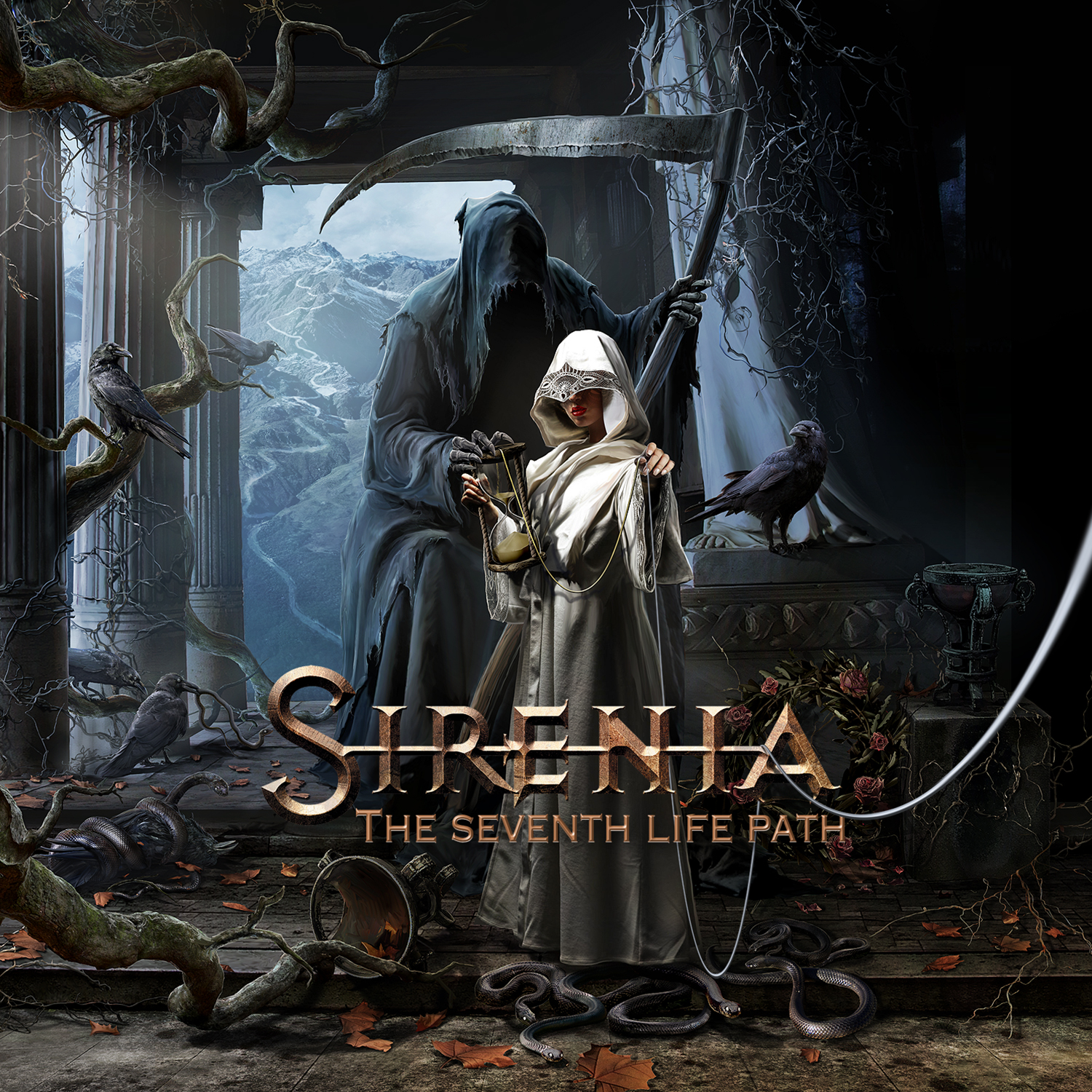 Sirenia – The Seventh Life Path Review