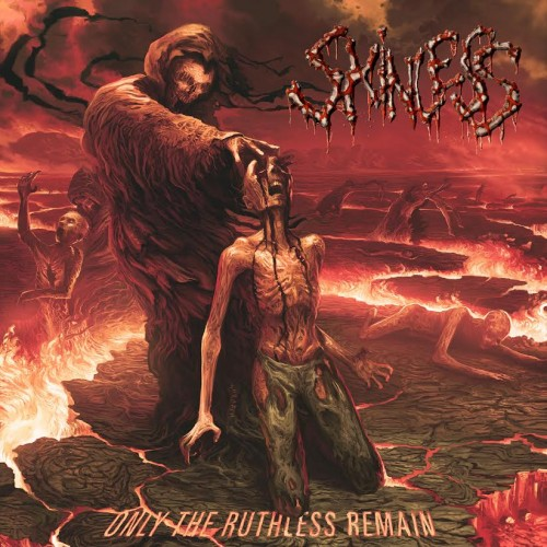 Skinless Only the Ruthless Remain 01