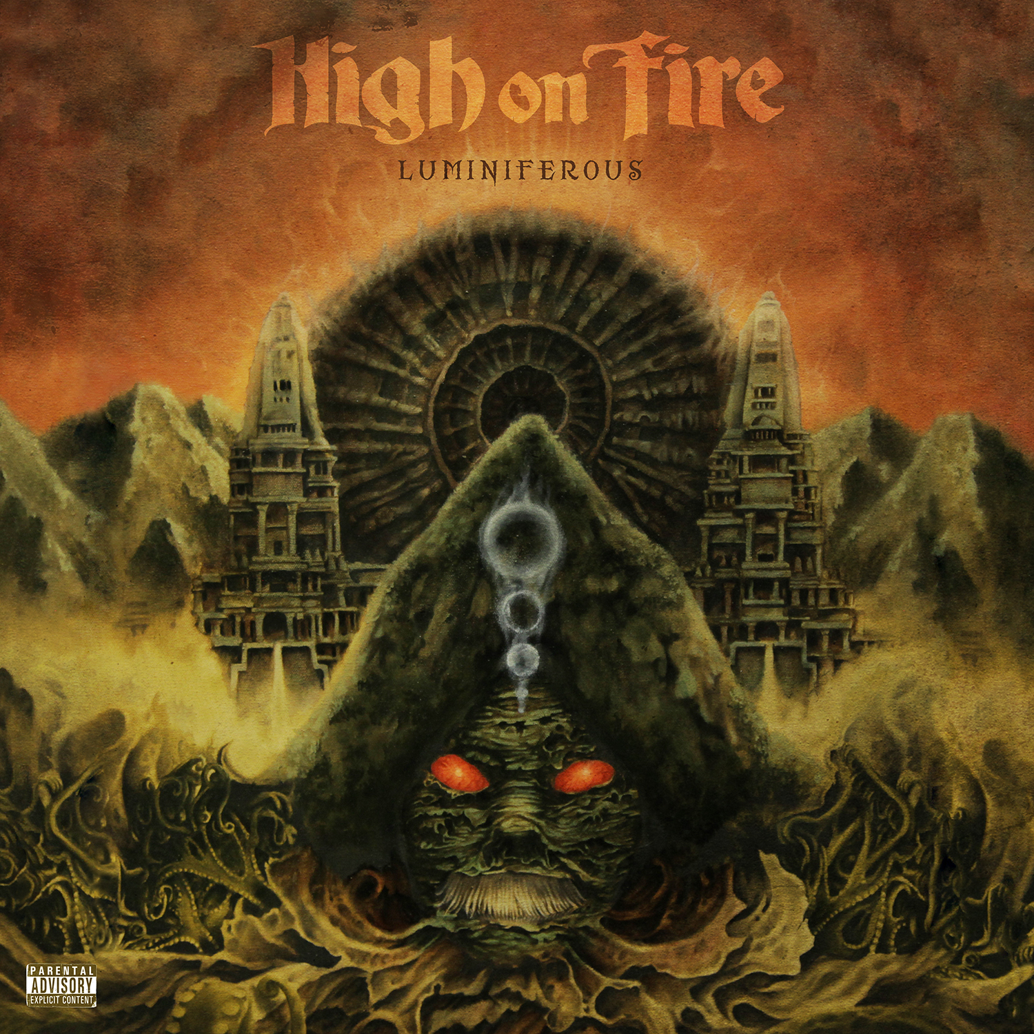 High on Fire – Luminiferous Review