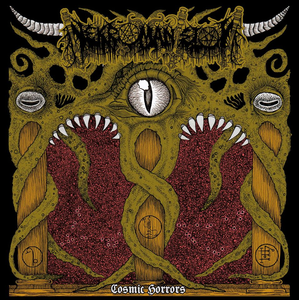 Nekromanteion – Cosmic Horrors EP Review