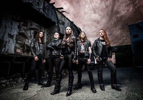 Unleash the Archers Time Stands Still 01