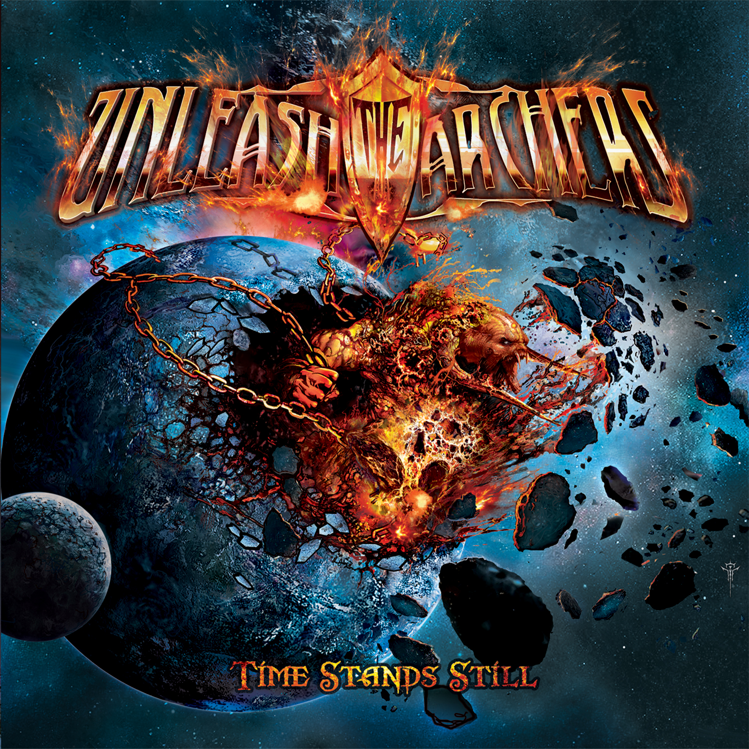 Unleash the Archers – Time Stands Still Review
