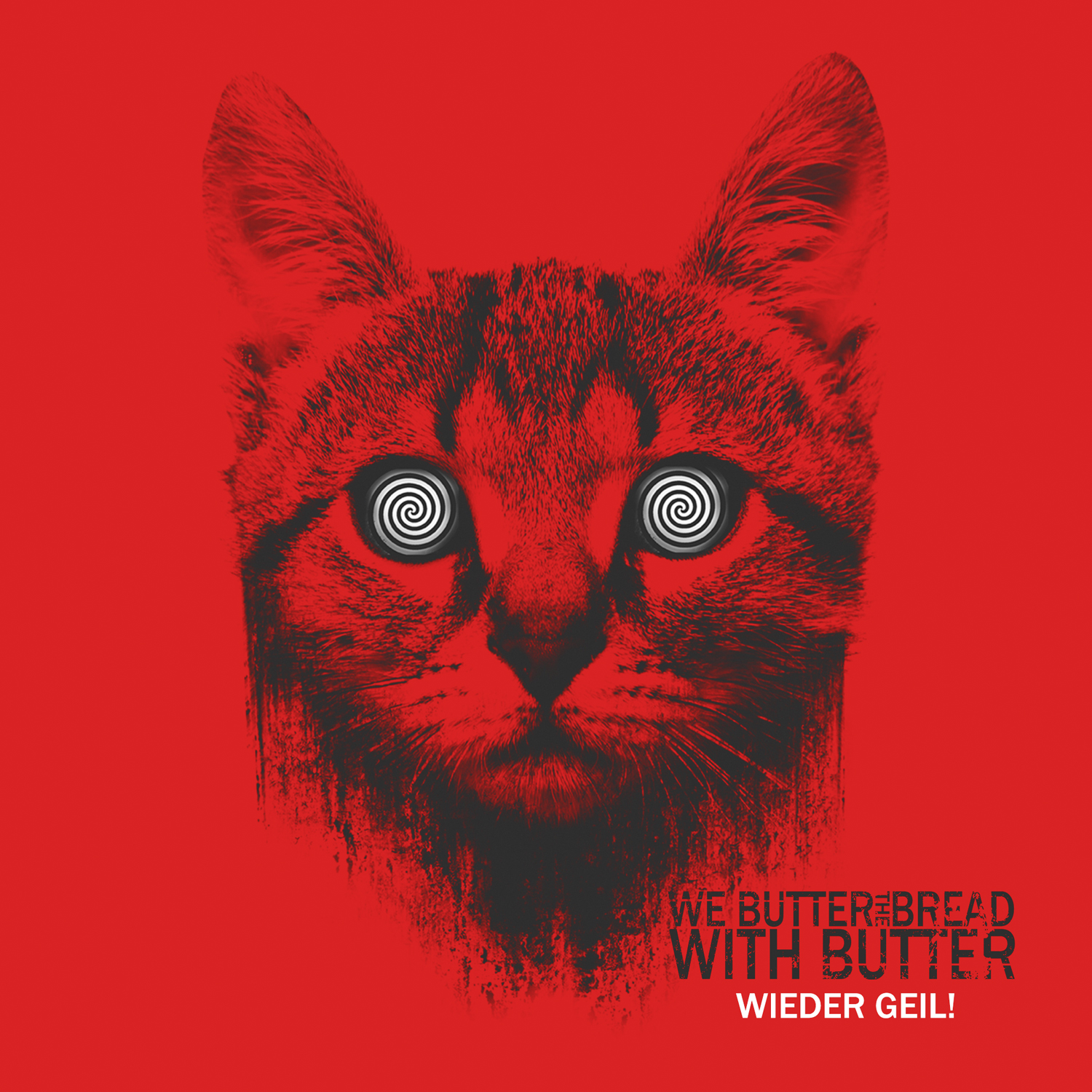We Butter the Bread With Butter – Wieder Geil! Review