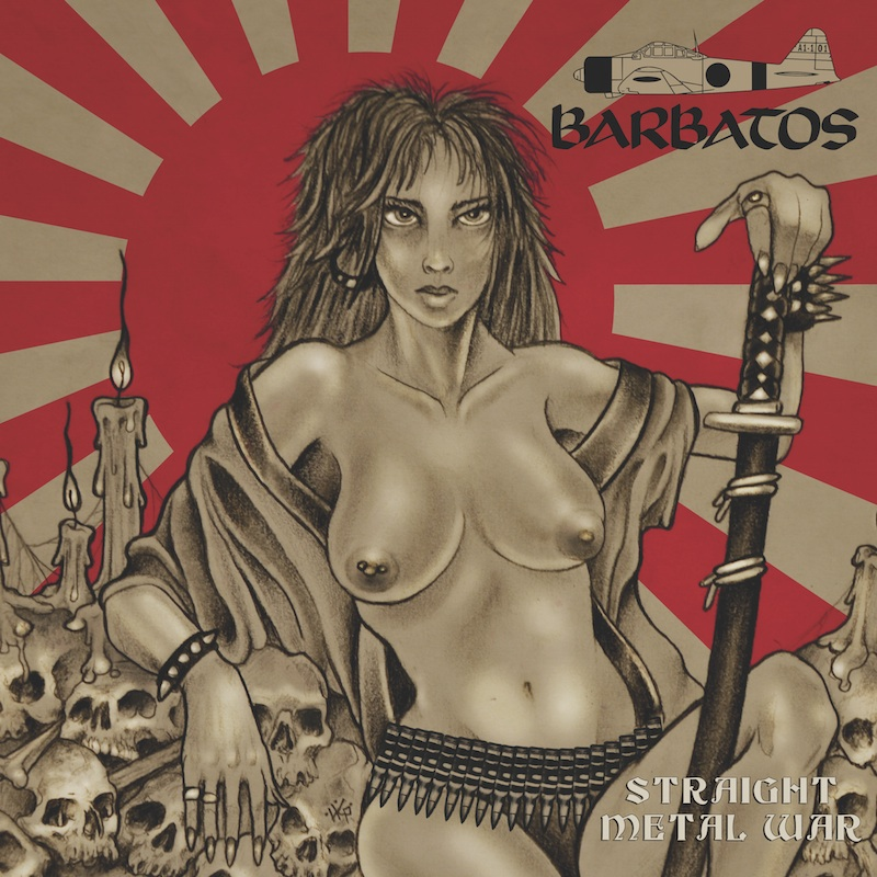 Barbatos – Straight Metal War Review
