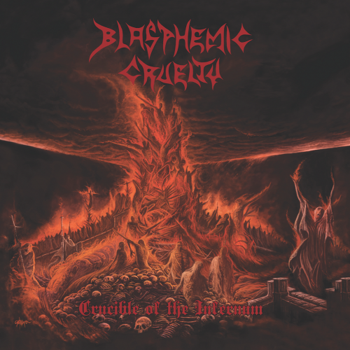 Blasphemic Cruelty - crucible of the Infernum 03