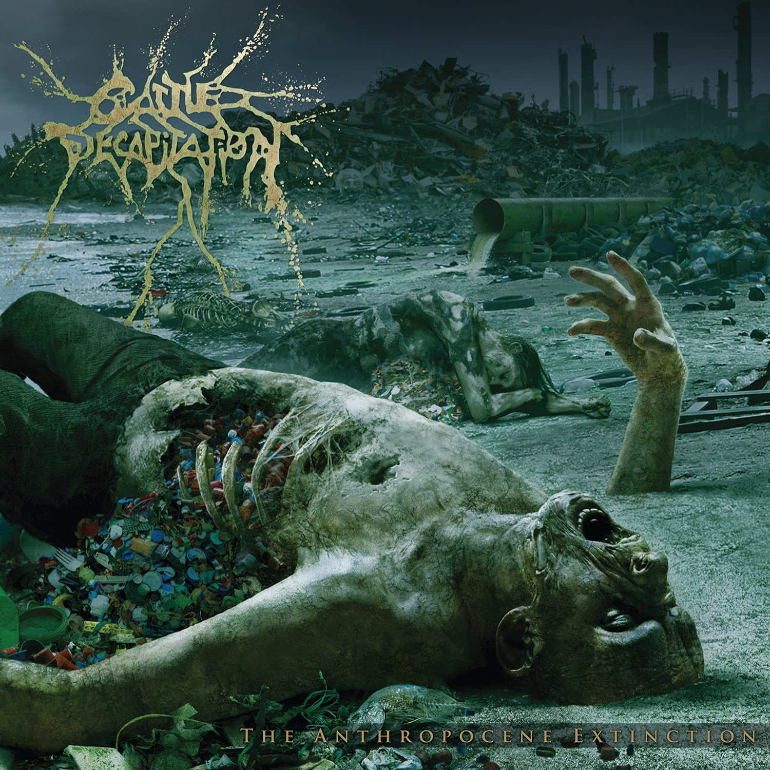 Cattle Decapitation – The Anthropocene Extinction Review