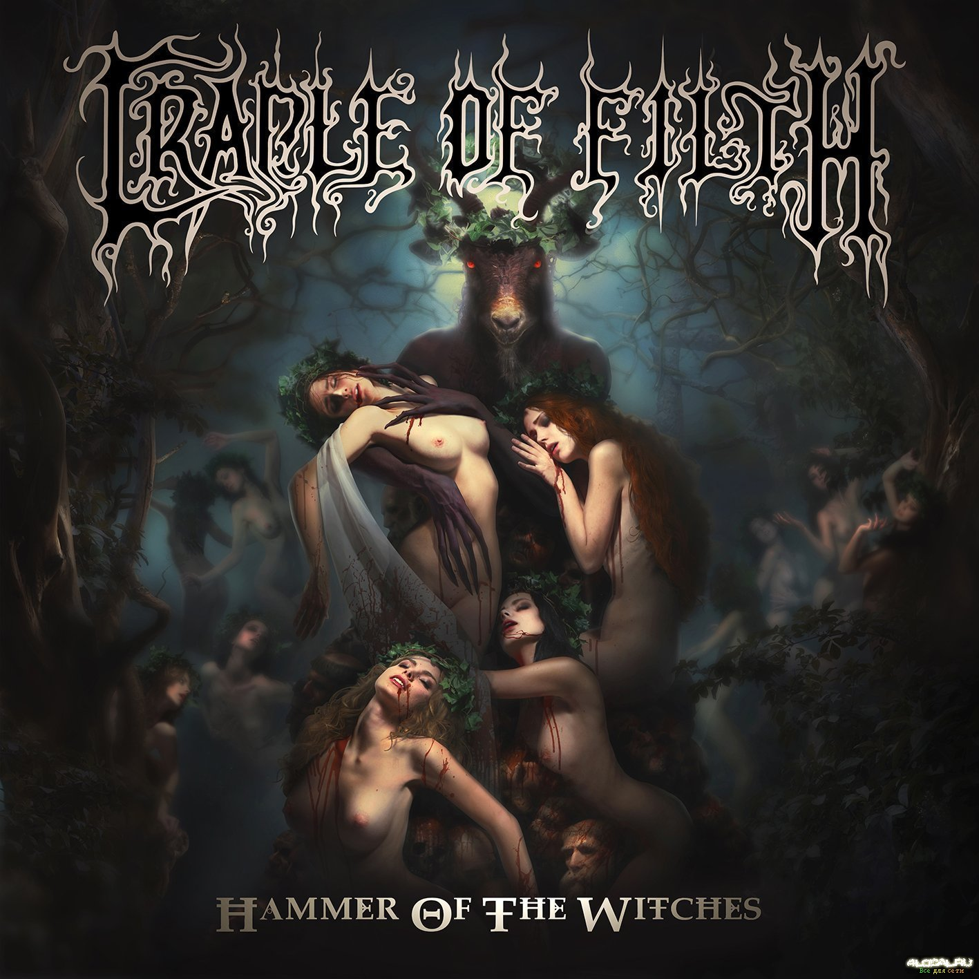 Cradle of Filth – Hammer of the Witches Review