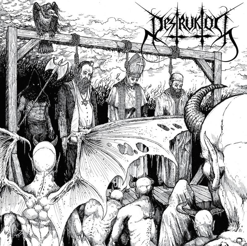 Destruktor – Opprobrium Review