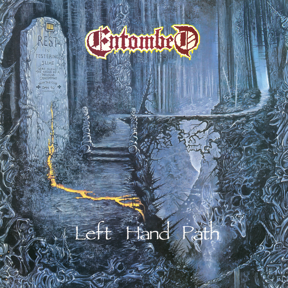Yer Metal is Olde! Entombed – Left Hand Path