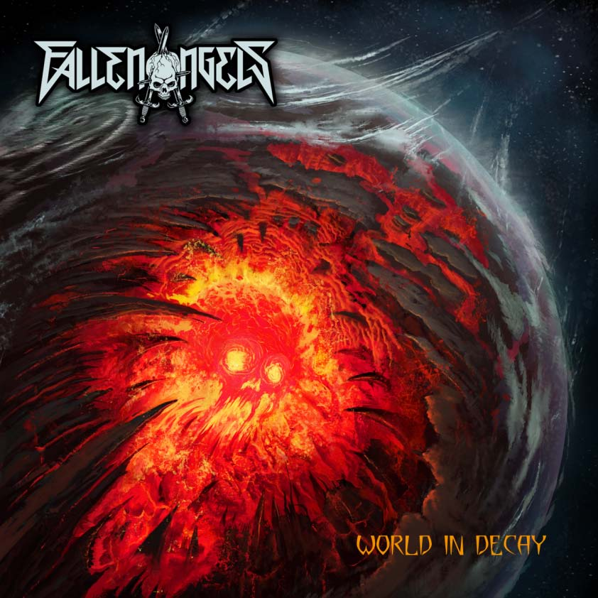 Fallen Angels – World in Decay Review