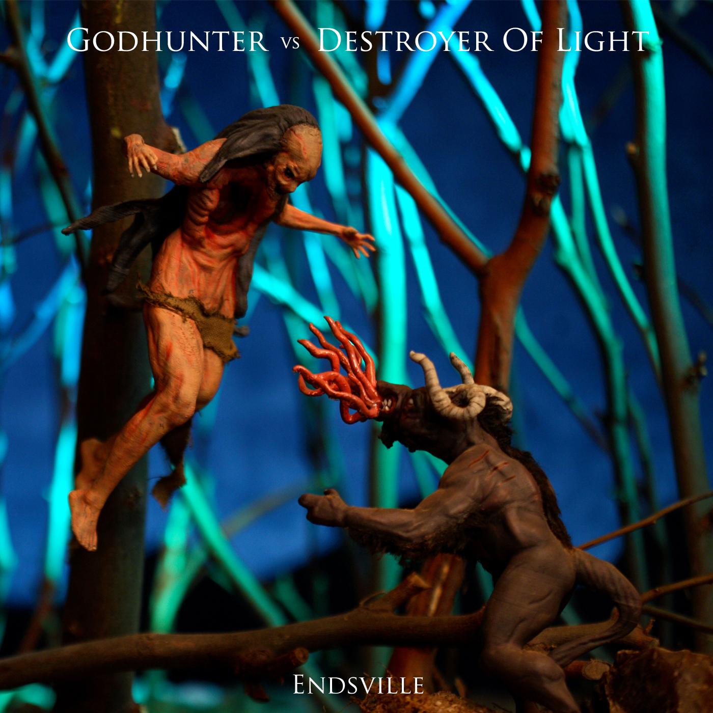 Godhunter/Destroyer of Light – Endsville Review
