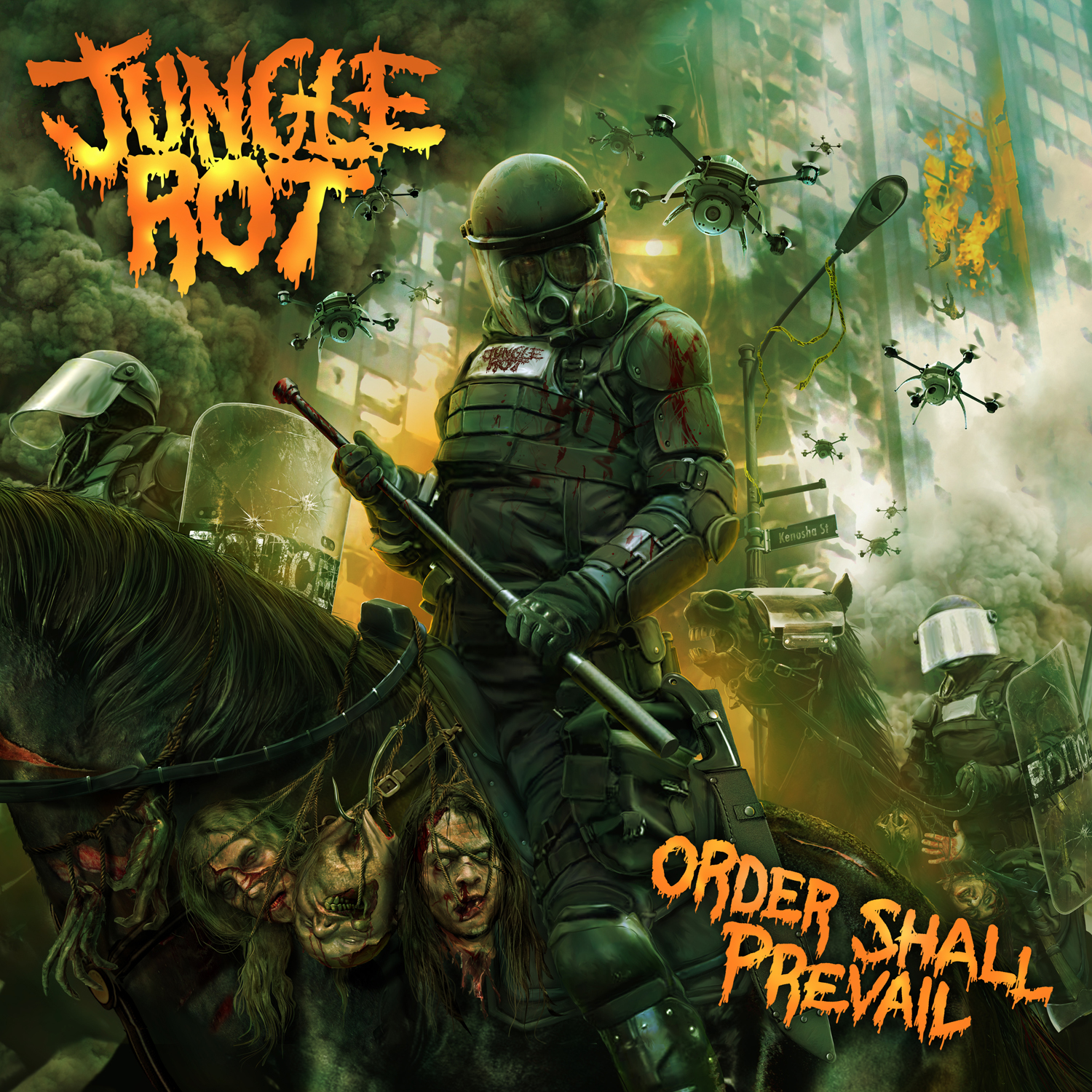 Jungle Rot – Order Shall Prevail Review