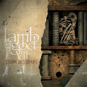 Lamb of God_Strum Und Drang