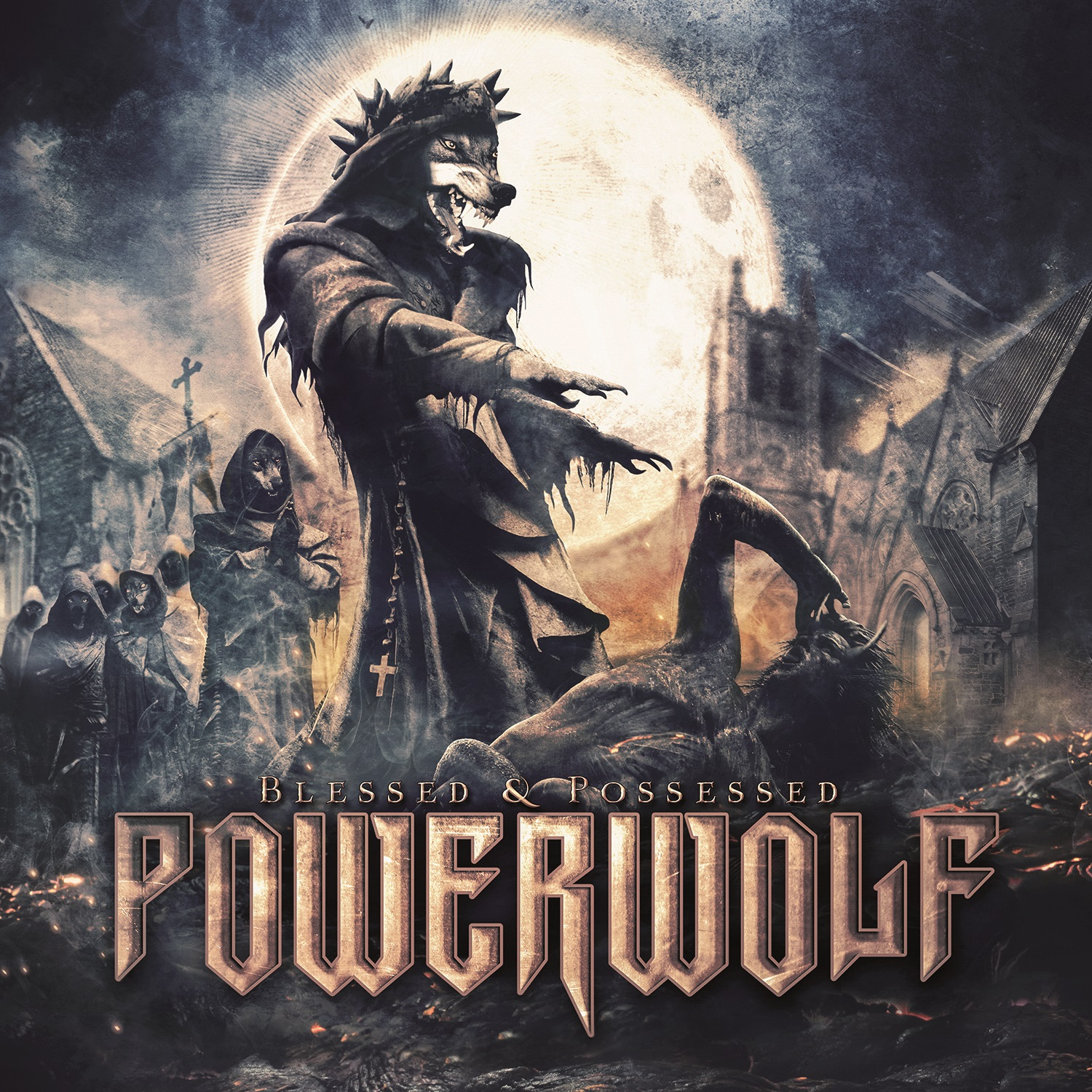 Powerwolf – Blessed & Possessed Review
