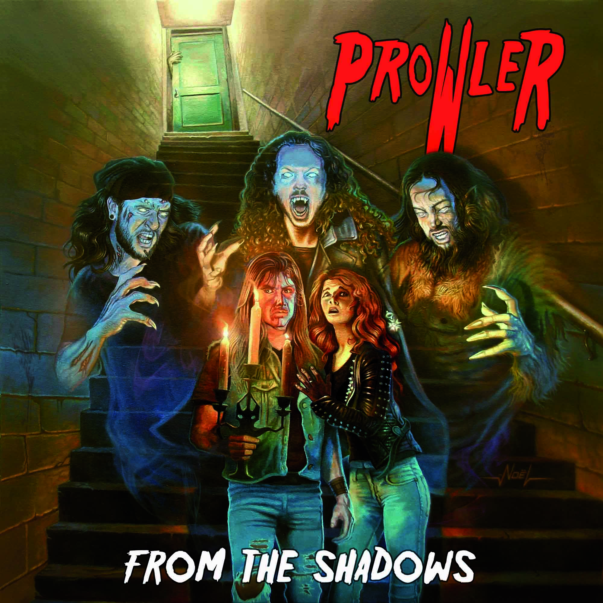 Prowler – From the Shadows Review