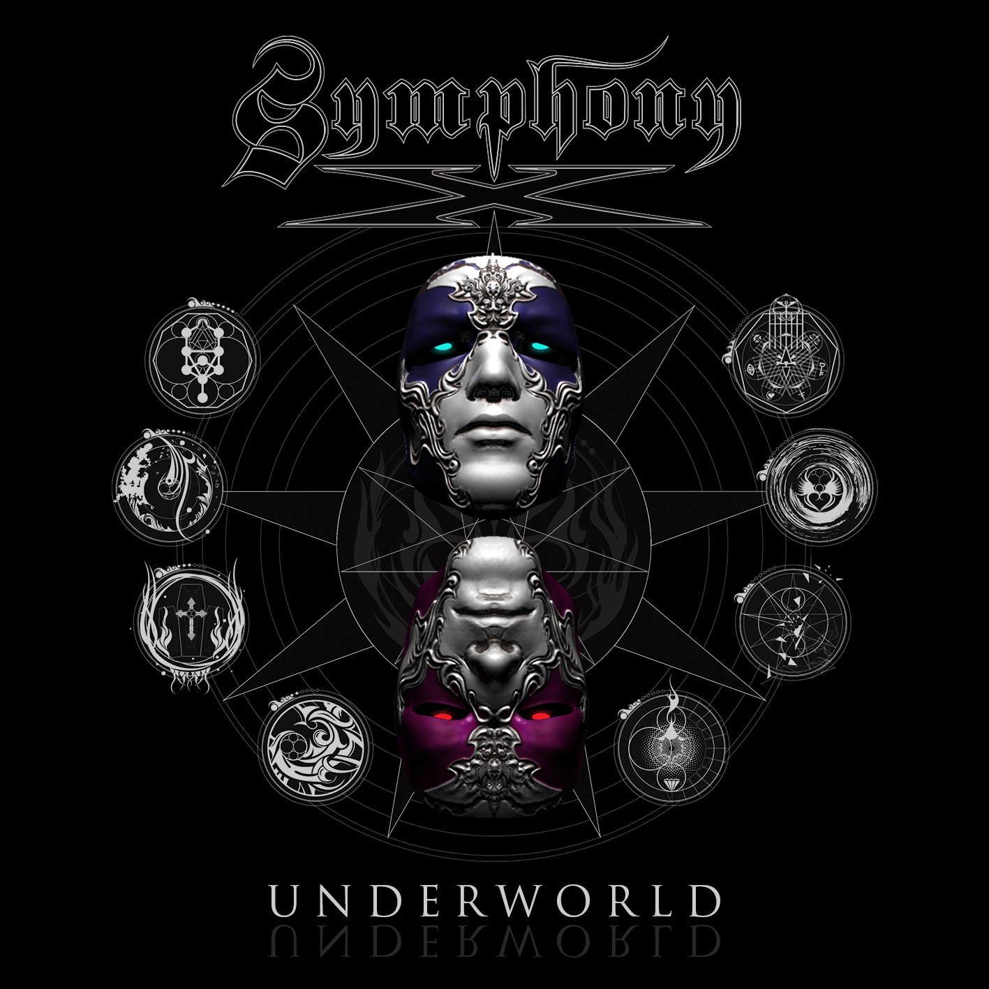 Symphony X – Underworld Review
