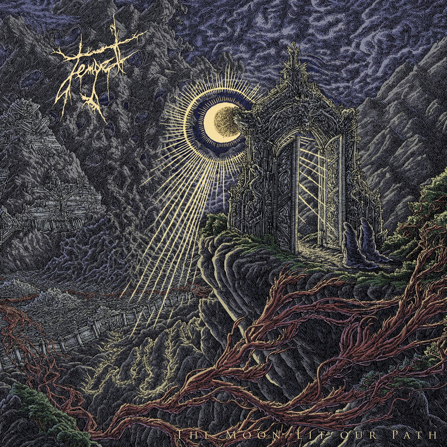 Tempel – The Moon Lit Our Path Review