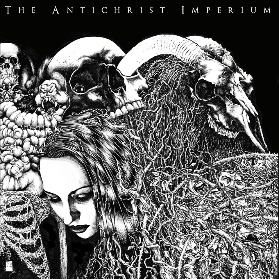 The Antichrist Imperium - The Antichrist Imperium Review ... - photo#32