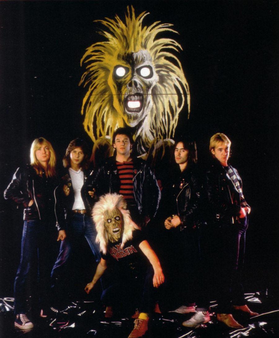 1981 Killers Band