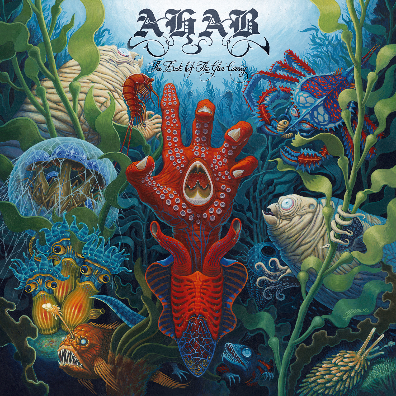 Ahab – The Boats of the Glen Carrig Review