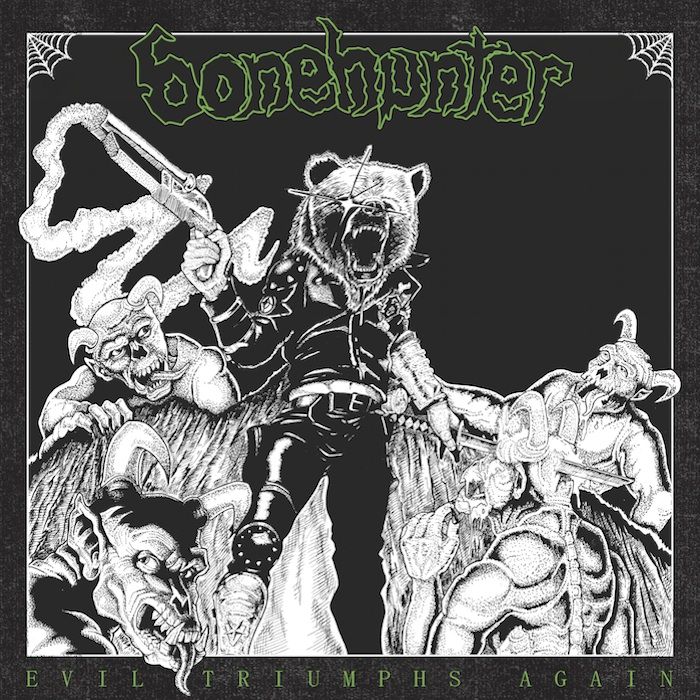 Bonehunter – Evil Triumphs Again Review