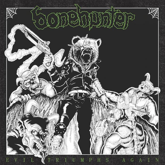 Bonehunter – Evil Triumphs Again Review