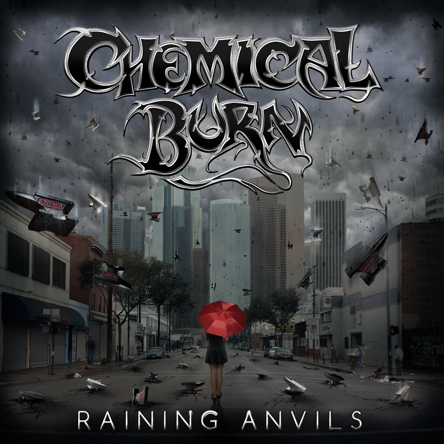 Chemical Burn – Raining Anvils Review
